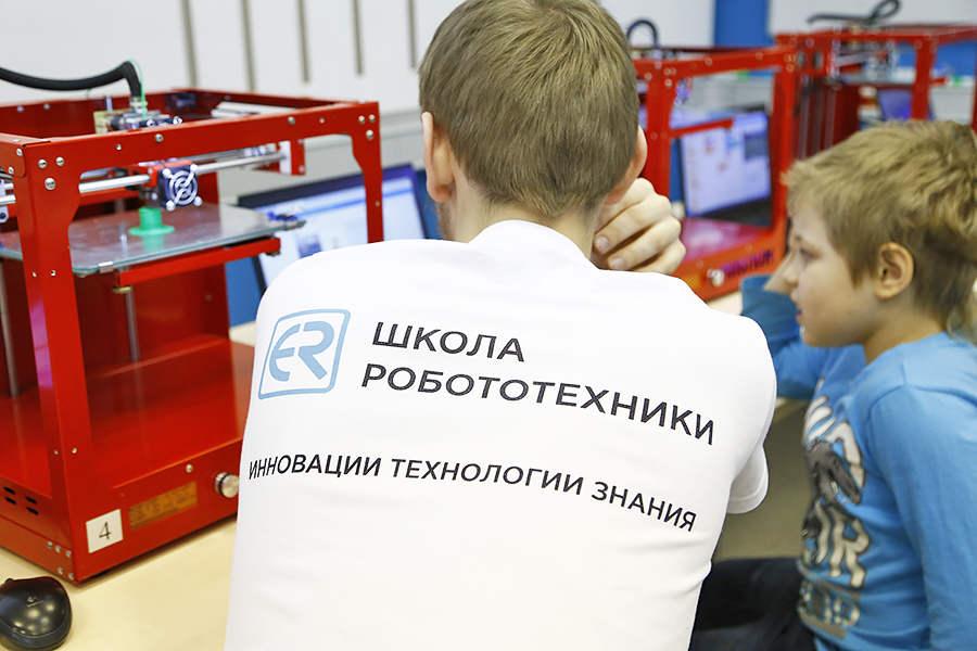 Курс робототехники для детей